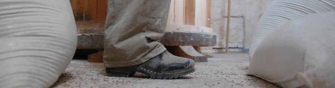 brassers korenmolen werkvloer