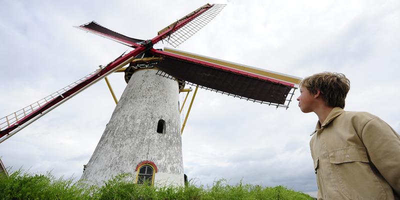 De molen van Brassers Korenmolen
