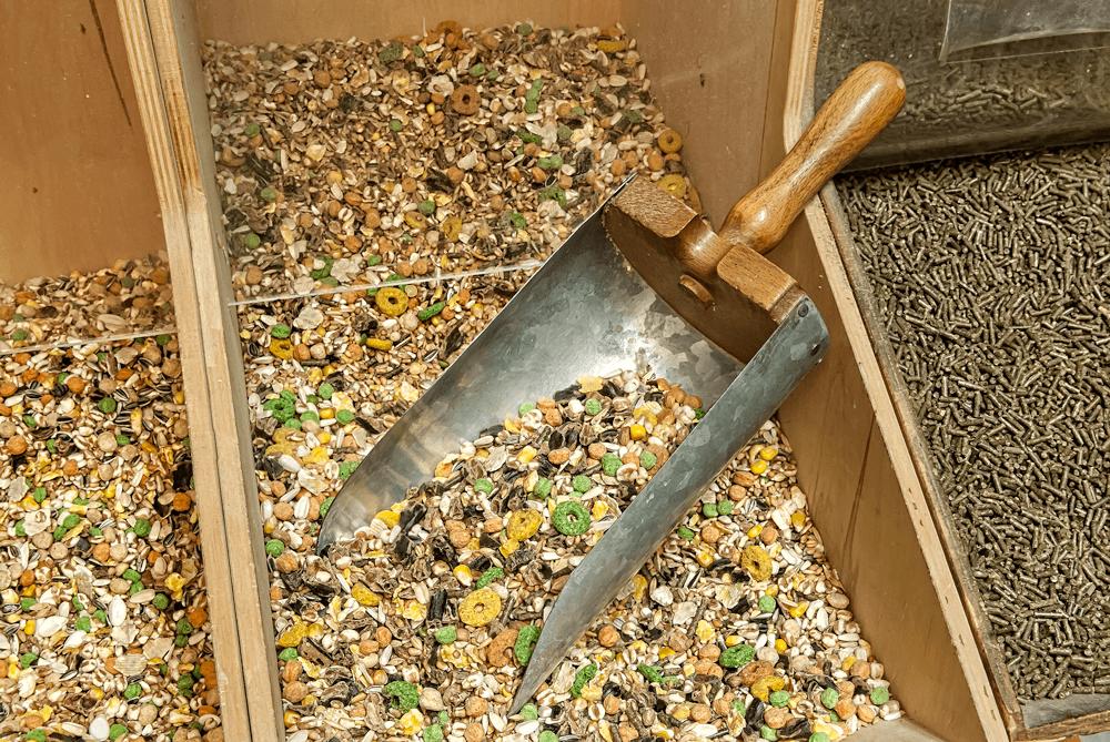 brassers korenmolen konijnenvoer