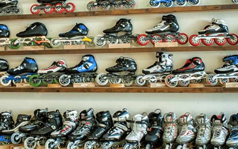 Skate-dump winkel in Middelburg