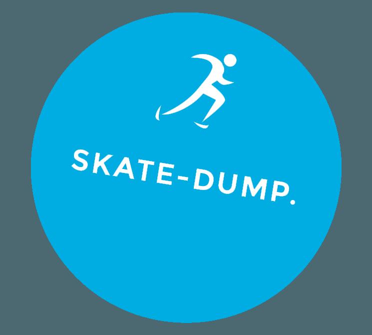 Skate-Dump logo cirkel