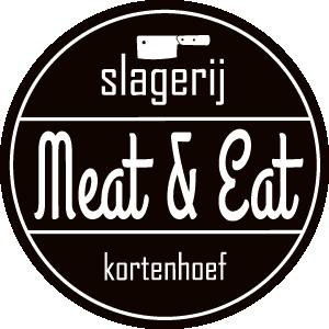 Slagerij Meat & Eat Logo